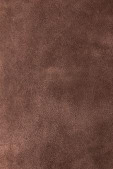 Texture of suede