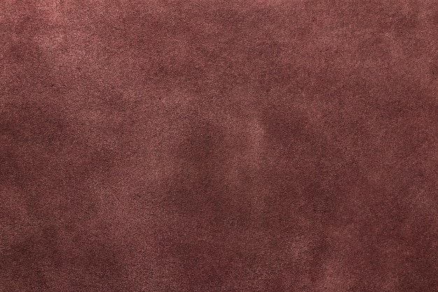 Texture of suede