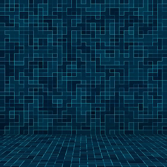 Texture piscina mosaico piastrelle sfondo carta da parati banner sfondo