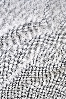 Texture of terry towel