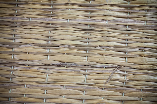 Texture thai mat background.