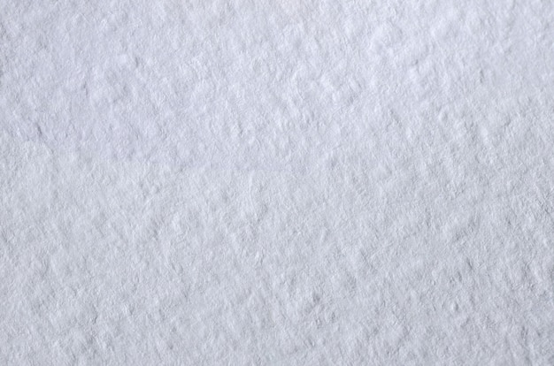Texture of thick paper intended for watercolor painting