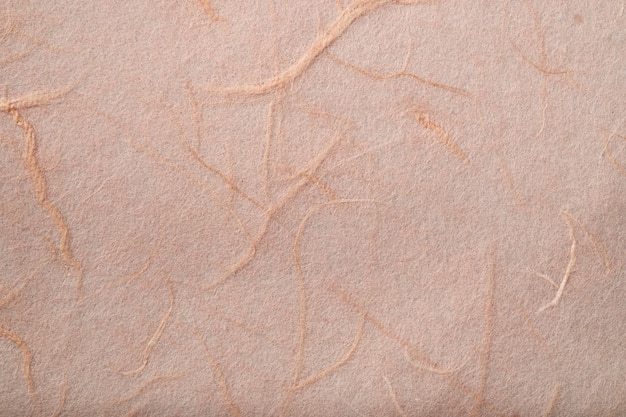 Texture of traditional handmade mulberry paper
