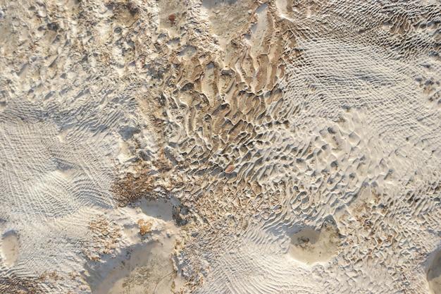 Texture of travertine