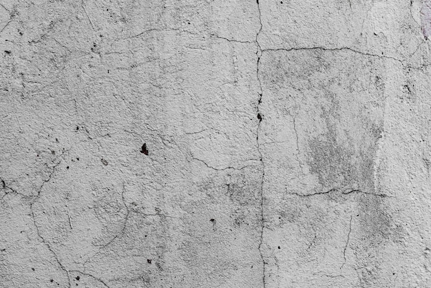 テクスチャ壁コンクリート背景。傷やひび割れのある壁の破片