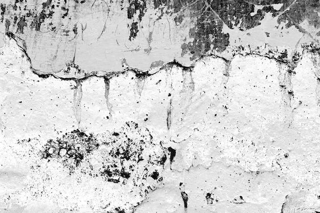 Текстура, стена, бетонный фон. фрагмент стены с царапинами и трещинами
