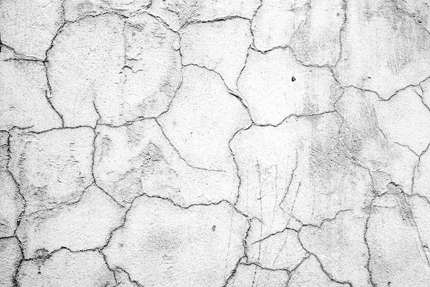 纹理,墙壁,混凝土,它可以用作背景。墙壁片段与划痕和裂缝