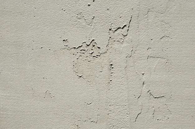 The texture of the wall, covered with gray foam polystyrene plates