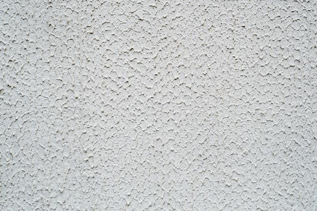 Texture of wall white concrete