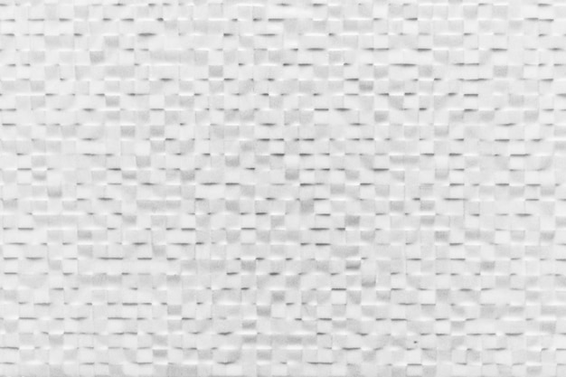 Texture of white squares