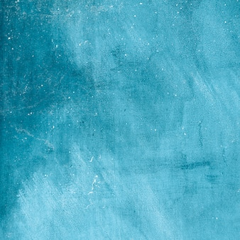 Texture with blue paint
