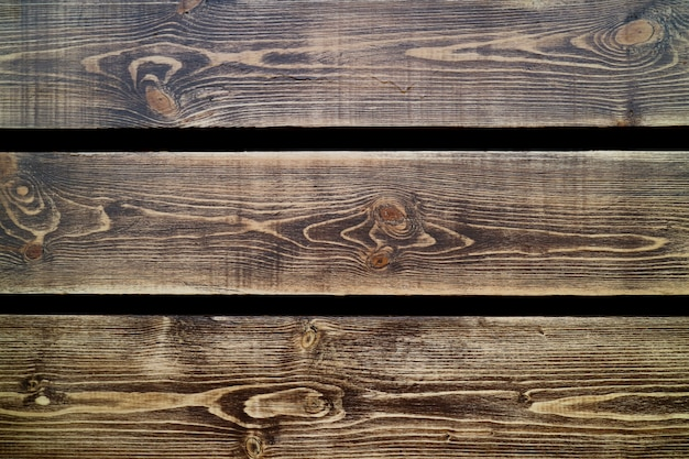 Texture of wood fence for background