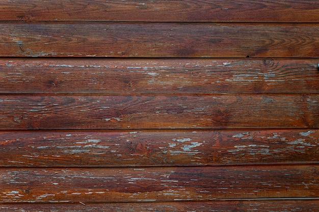 Texture of wooden boards. horizontal stripes. background.