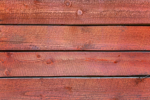 Texture of wooden boards. horizontal stripes.