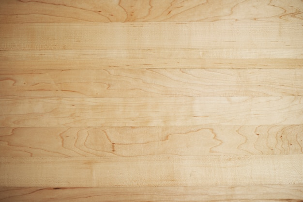 Texture of a wooden cutting board