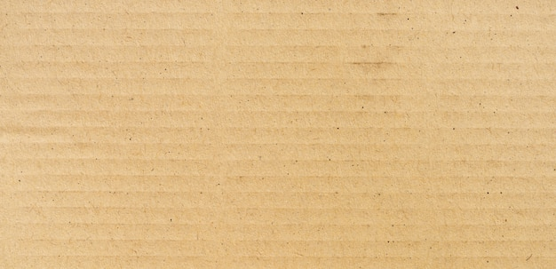茶色の紙textureand背景とコピースペースを持つテクスチャーのパノラマ
