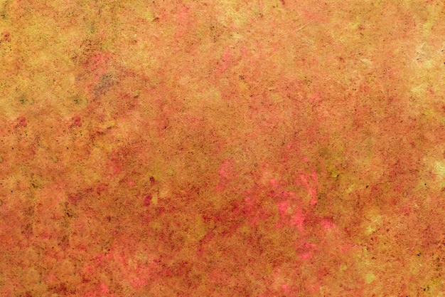 Textured abstract paint brush for background.