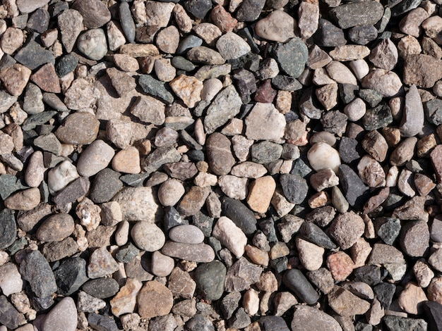Textured background of natural stones