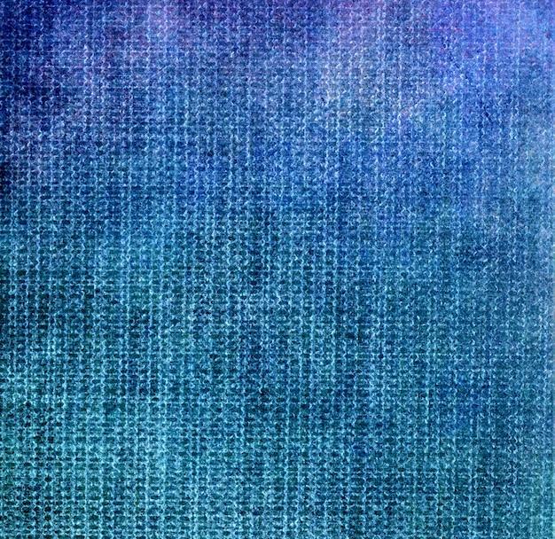 질감된 블루 복고풍 배경