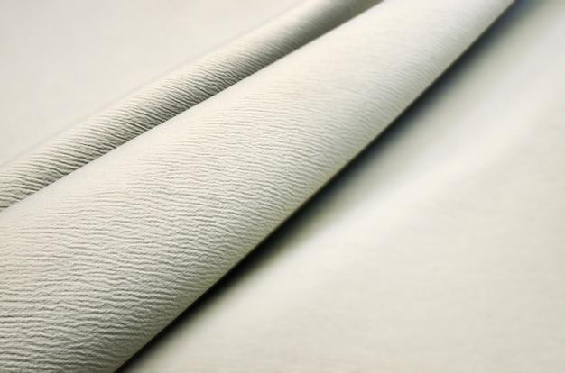 Фактурная хлопковая ткань с вискозой и эластаном