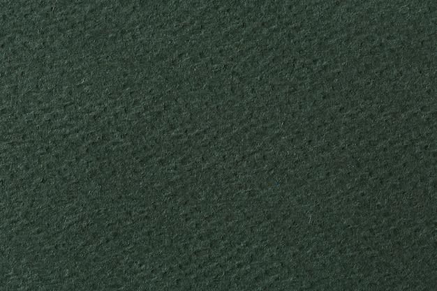 Текстурированная текстура зеленой бумаги на макросе. фото высокого разрешения.