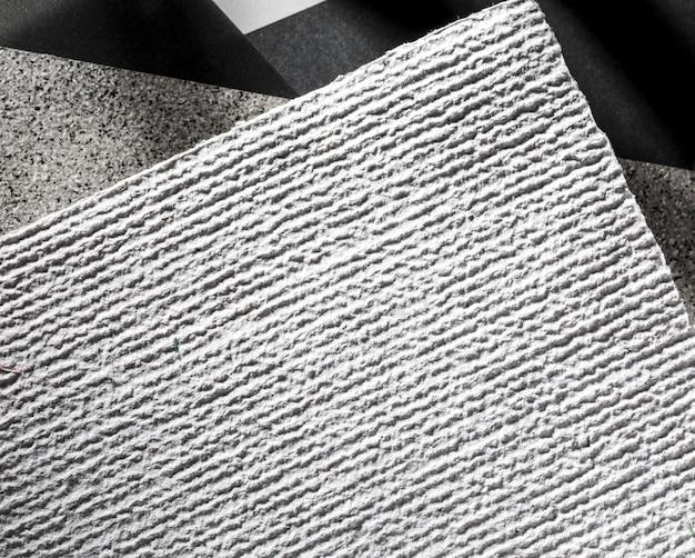 Materiale testurizzato concetto di branding