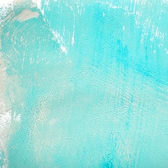 青色の質感のある塗料