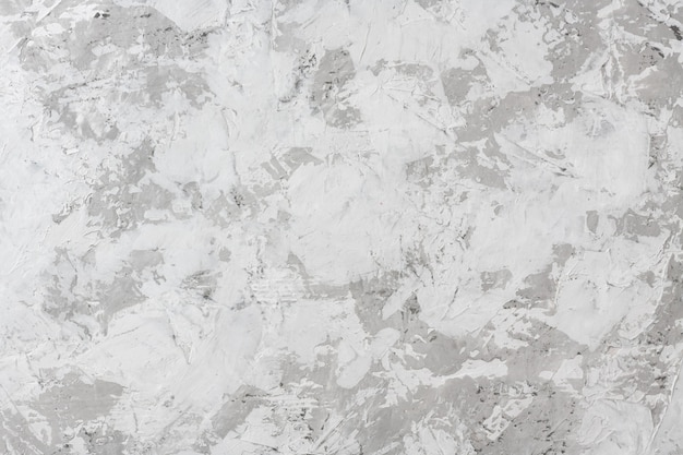 Текстурированный грубый гранж серый фон стены с имитацией бетона из поверхностной грунтовки