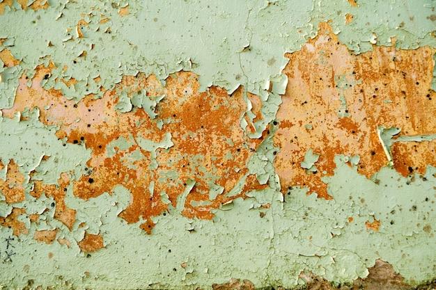 Текстурированная стена с красочной краской