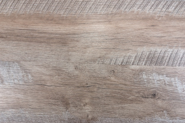 テクスチャード加工の木製の背景。上面図、クローズアップ