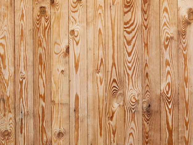 Textured wooden background varnished. flat lay