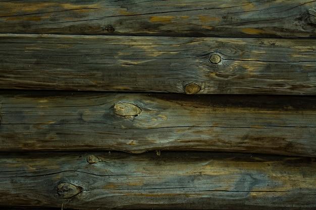 Textured wooden horizontal background