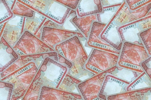 태국 바트 지폐 배경
