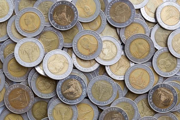 Thai coin