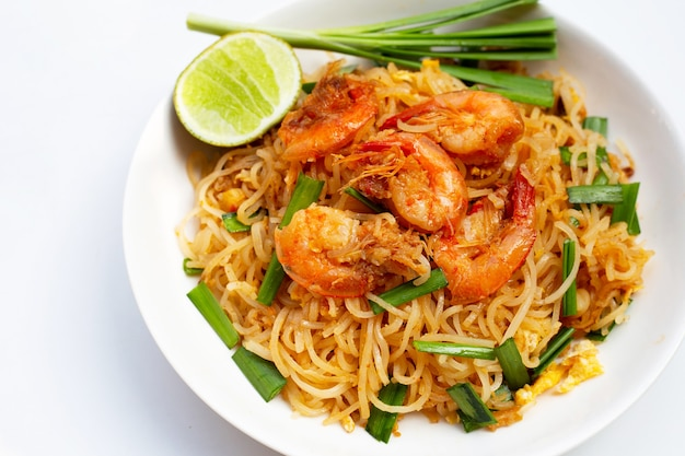 태국 음식, 볶음 쌀국수 pad thai