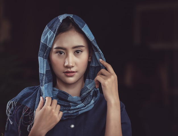 タイの田舎の女性、タイの田舎