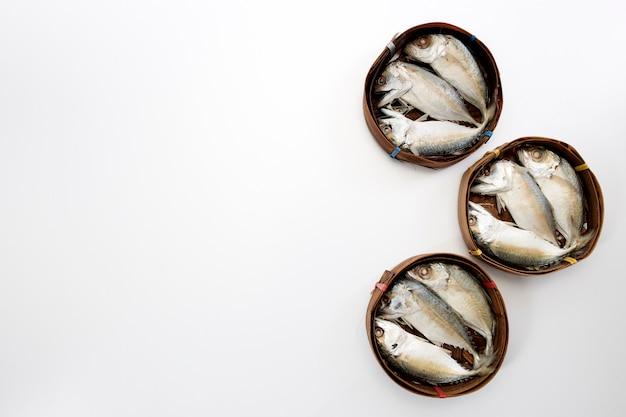 Тайская скумбрия рыба на пару