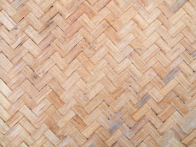Thai style bamboo handcraft