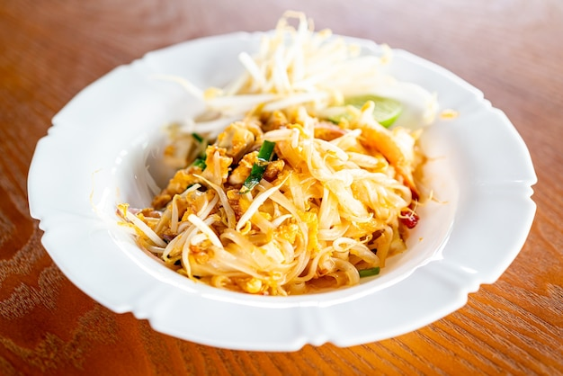 Лапша по-тайски