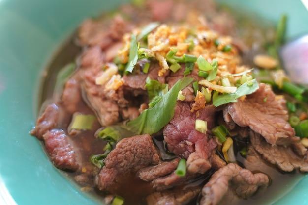 タイの伝統的な麺