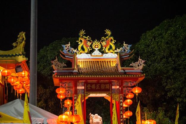 Thailand golden temple