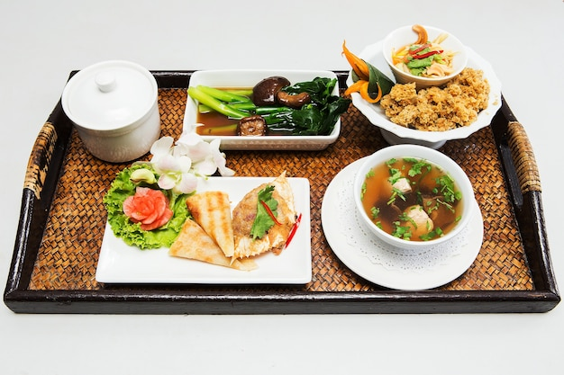 Thailand held a series of food