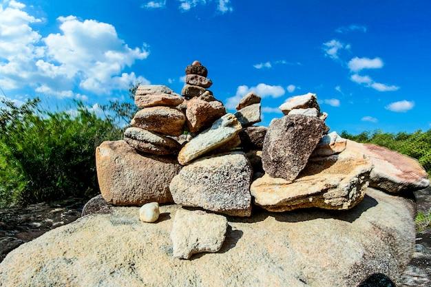 Thailand stonehenge sao chaleang ubonratchathani province, thailand
