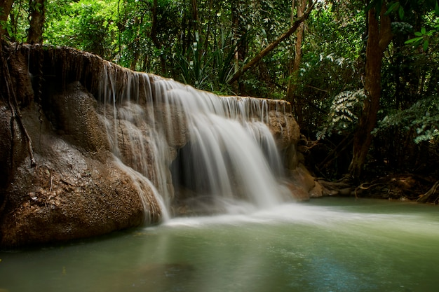 Thailand waterfall natural attractions