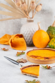 感謝祭のおいしい食事の構成