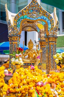 Thao maha brahma or erawan shrine important and popular places