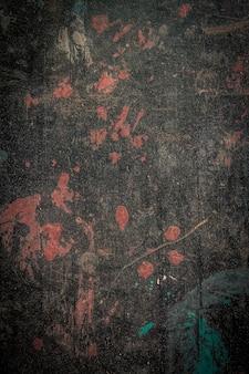 Абстрактный фон старого пятна краски сух в течение длительного времени