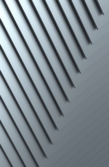 抽象的な金属パターンの背景3dイラスト