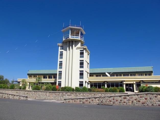 에티오피아 악숨 시에 있는 공항