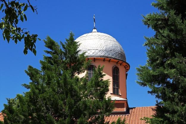 ブルガリア、アセノヴグラトの古代教会